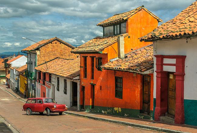 barrio de Bogotá, Colombia