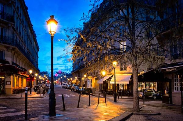 barrio la croix rousse paris francia