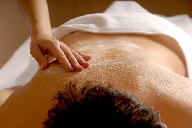 beneficios de la sal para tratar la piel
