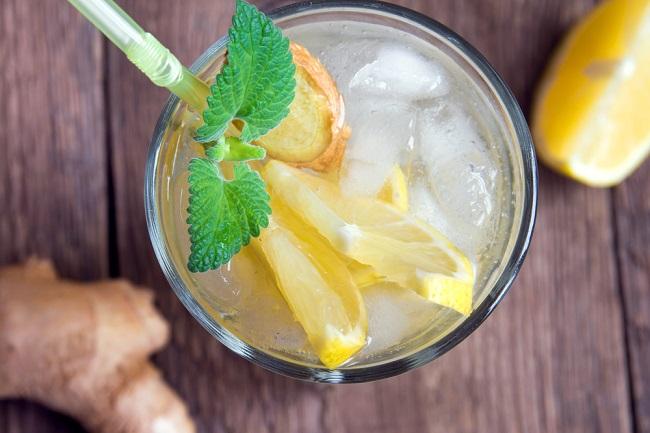 beneficios del té de jengibre para eliminar la grasa