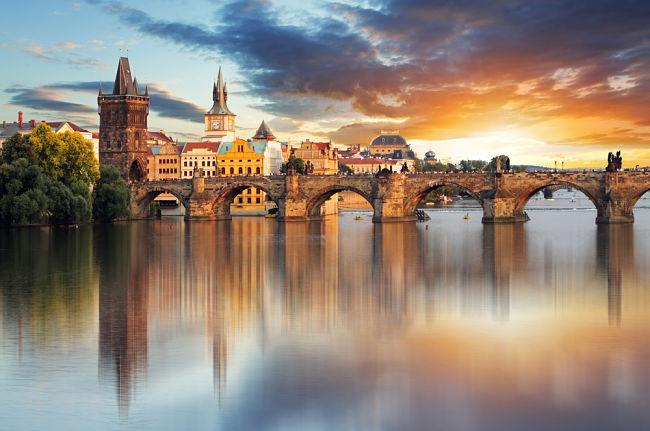 ciudad de Praga, Republica Checa