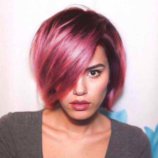 Morenita de pelo corto - 3 part 10