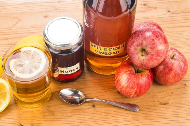 dieta de 3 días con vinagre de manzana
