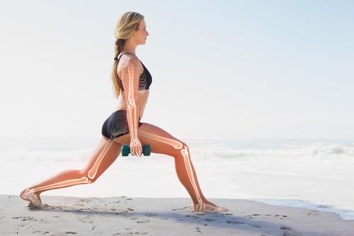 dieta para reconstruir huesos y articulaciones