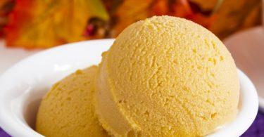 helado de calabaza