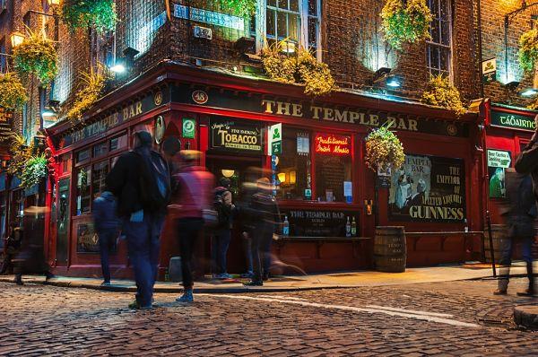 irlanda pub