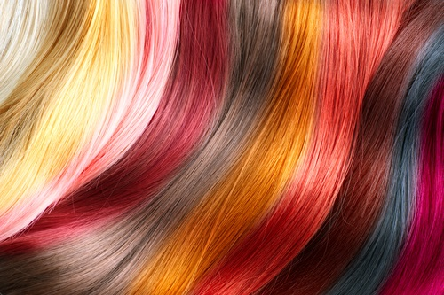 los diferentes tonos para teñir el cabello