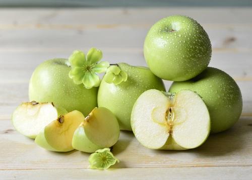 manzanas verdes aceleran el metabolismo
