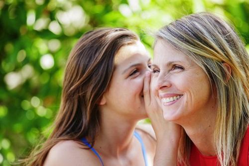 relaciones madre e hija enredadas