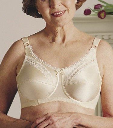 sostén adecuado para mujeres mayores