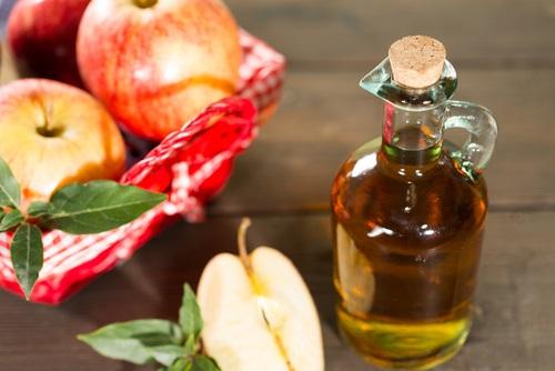 vinagre de manzana en la dieta
