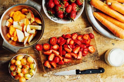Platillos diferentes para las dietas vegetarianas