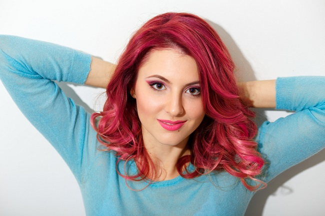 Tinte fantas a la particular tendencia para tu cabello - Tonos de colores ...
