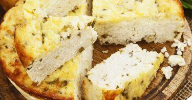 Queso de arroz para suplantar el queso común 2