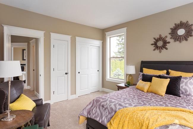 cómo desinfectar el dormitorio de una manera natural
