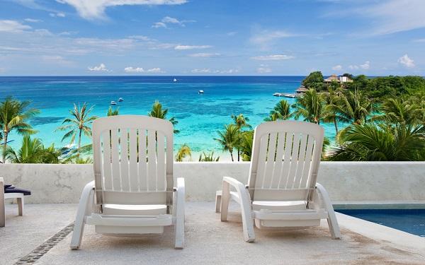 caribe cancún playa mar