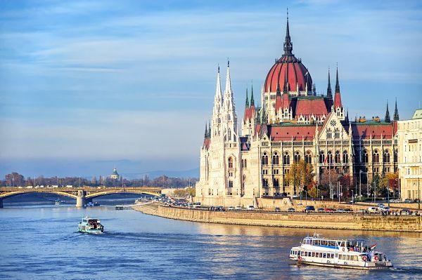 danubio azul río ríos de europa