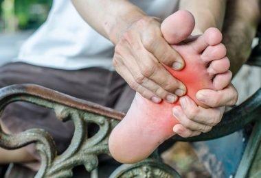 dolor en el pie pies dolores