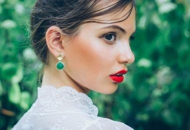 luciendo unos labios más atractivos