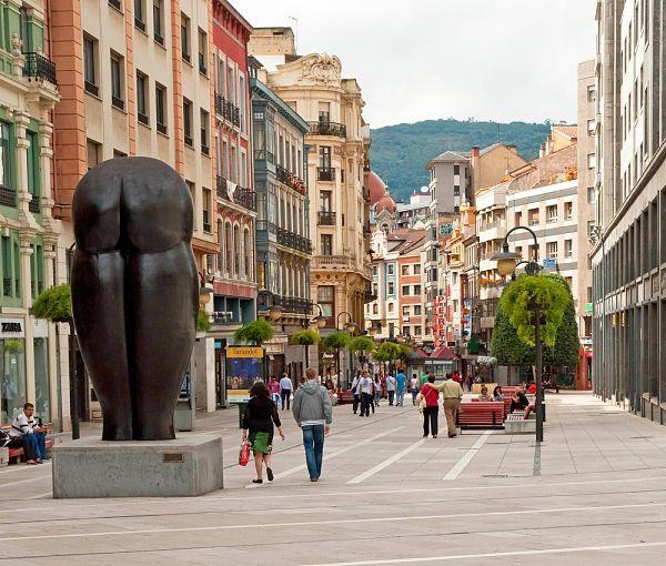 Oviedo pueblos de España