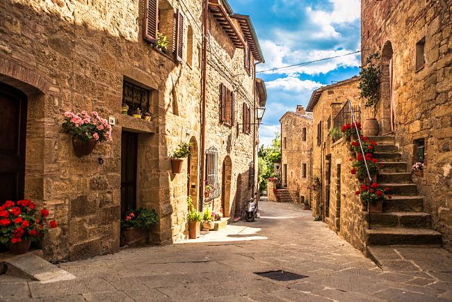 Pueblos de Italia 2