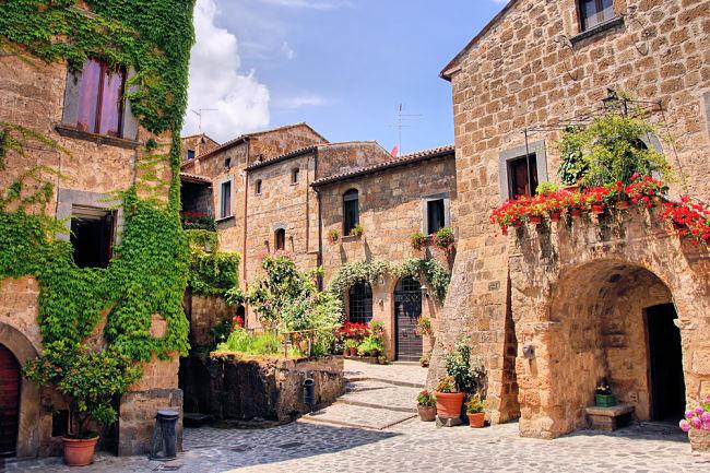 Pueblos de Italia 3
