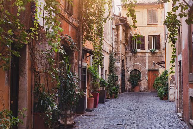 Pueblos de Italia 7