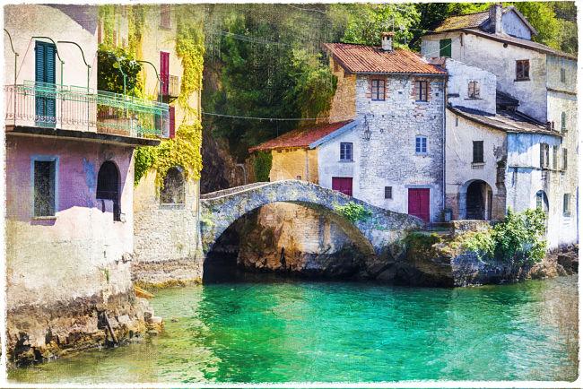 Pueblos de Italia