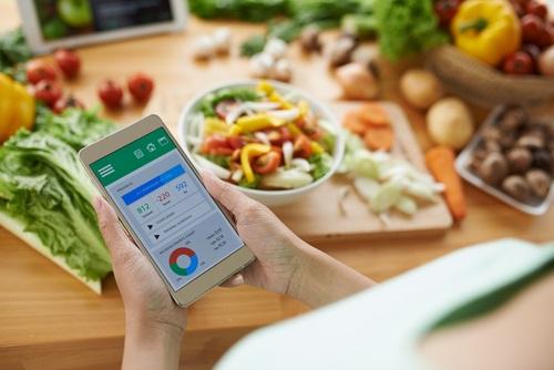aplicación conteo de calorías para medicina funcional