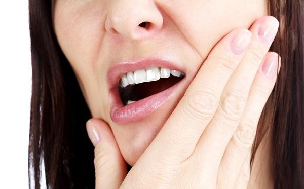 boca quijada mandíbula cara