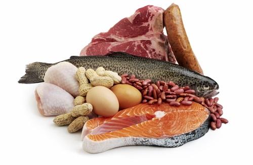 carnes pescado nutrientes para salud tiroidea