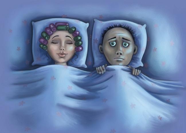 ciclo de la depresión genera insomnio