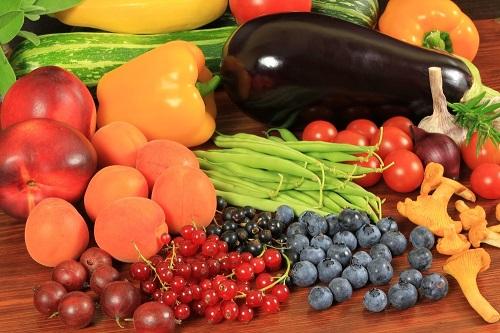 frutas y verduras remedio para el colon irritado