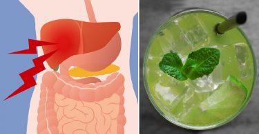 jugo en ayunas para depurar el hígado