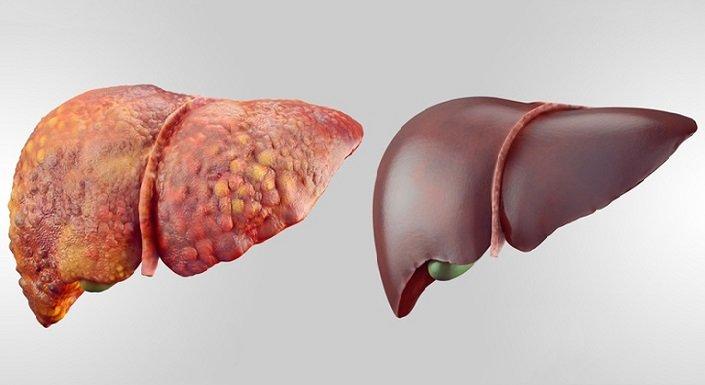 jugo en ayunas para depurar hígado