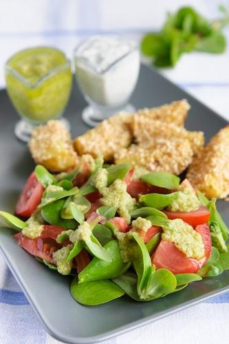 verdolaga en ensaladas