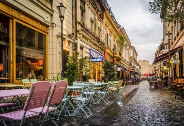 La pequeña París de Europa: Bucarest
