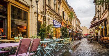 Bucarest la París de Europa 7