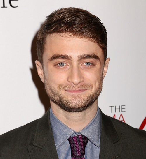 Daniel Radcliffe padece de Dispraxia