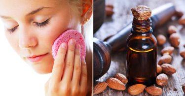 Desmaquillarse con aceite natural 2
