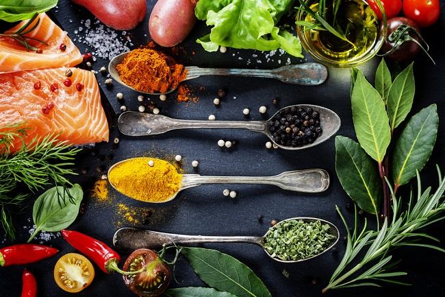 Dieta disociada y un menú completo con tabla incluida