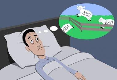 El estrés una de las principales causas del insomnio