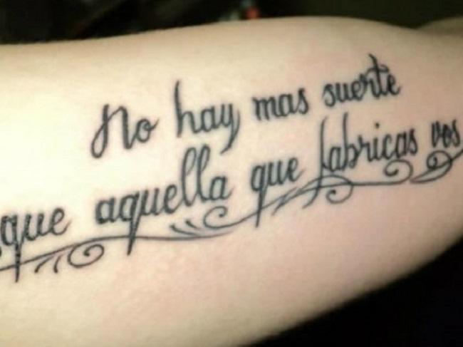 50 Frases Para Tatuajes Que Te Inspirarán Y Que Todas Quieren