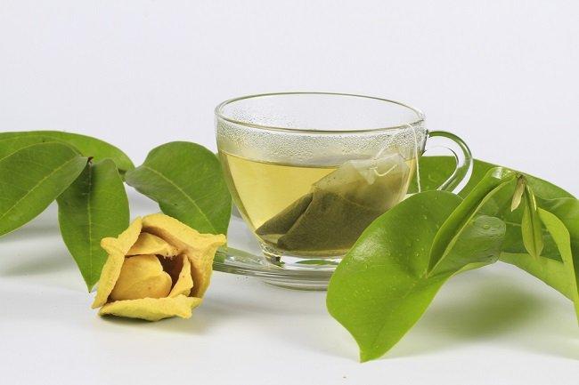 Infusión de hojas de guanábana para prevenir el cáncer