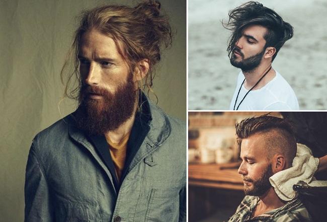 12 Peinados Para Hombres Con Pelo Corto Y Largo