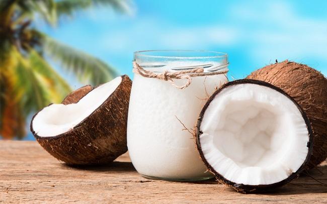 aceite de coco para evitar las caries