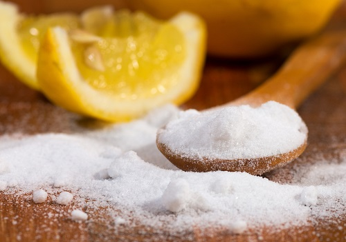bicarbonato y limón para el acné