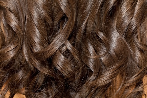 cabello hidratado