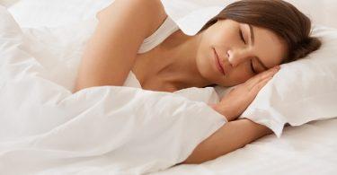 consecuencias de dormir con sostén