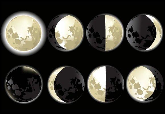 fases lunares y su influencia en la agricultura